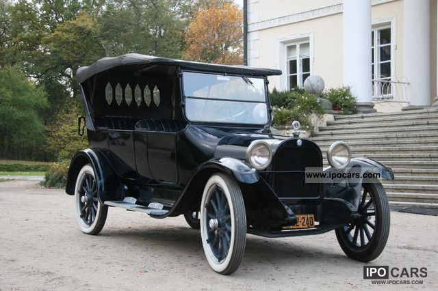 1920 Dodge Brothers Touring Car 1920 Car Photo And Specs