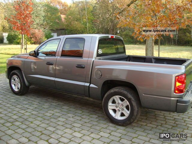Dodge  Dakota / Pick up 2009 Liquefied Petroleum Gas Cars (LPG, GPL, propane) photo