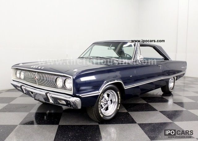 Dodge  Coronet 440.318 / 230HP, GREAT CONDI & PERFECT PRICE 1967 Vintage, Classic and Old Cars photo