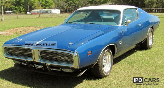 Dodge  Charger 440ci engine very clean 1971 Vintage, Classic and Old Cars photo