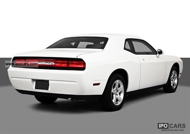 2011 dodge challenger se 2011 car photo and specs. Cars Review. Best American Auto & Cars Review