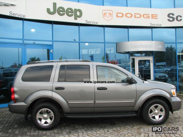2008 Dodge  Durango Limited 4x4 5.7 gas plant Off-road Vehicle/Pickup Truck Used vehicle photo