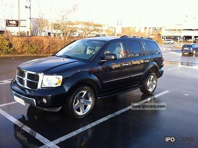 Dodge  Durango Limited 5.7L, gas conditioning, heater 2008 Liquefied Petroleum Gas Cars (LPG, GPL, propane) photo