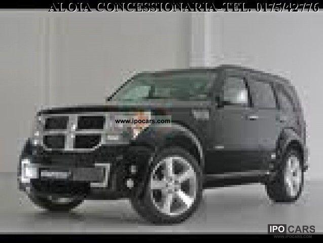 2010 dodge nitro 2 8 crd sxt 4wd car photo and specs. Black Bedroom Furniture Sets. Home Design Ideas