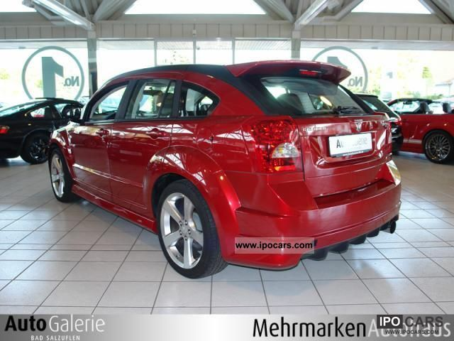 2012 dodge srt4 caliber 2 4 turbo tz klima 19zoll car photo and specs. Black Bedroom Furniture Sets. Home Design Ideas