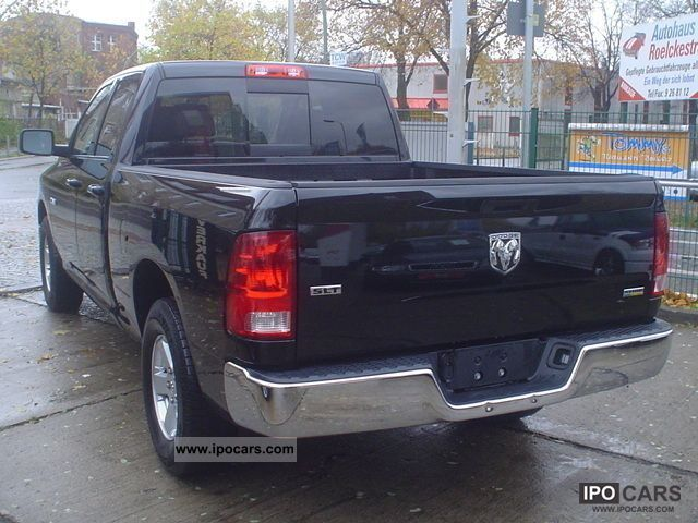 2010 dodge ram 1500 quad cab 4 7 v8 flexfuel e85 car photo and specs. Black Bedroom Furniture Sets. Home Design Ideas