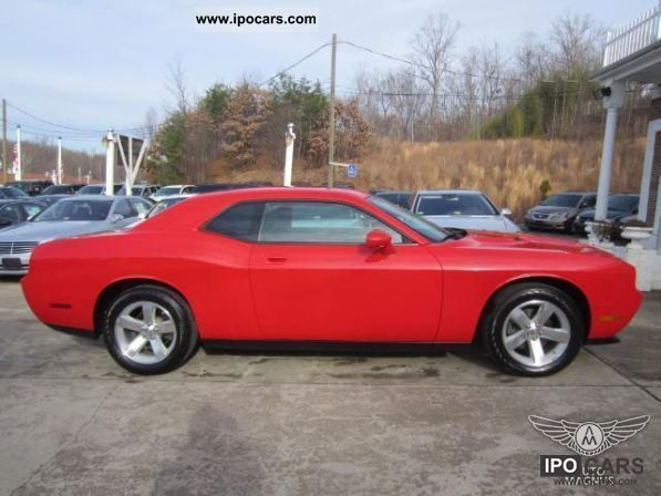 2009 Dodge Se 2009 Challenger 3 5l V6 Included All Costs