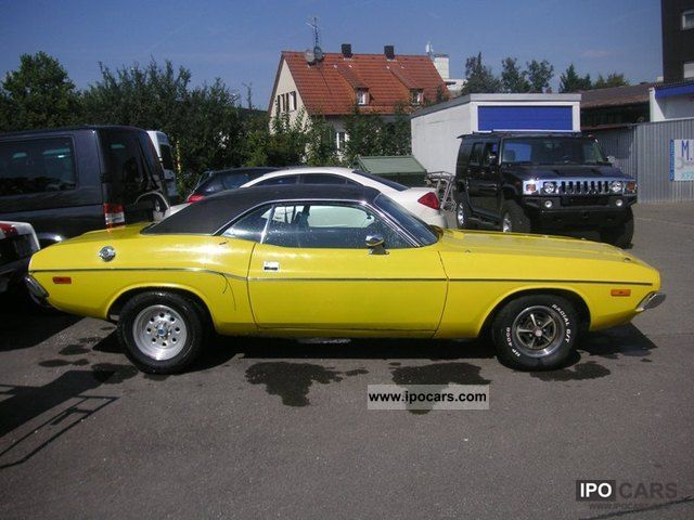 Dodge  Challenger Special Edition 500 hp 1973 Vintage, Classic and Old Cars photo