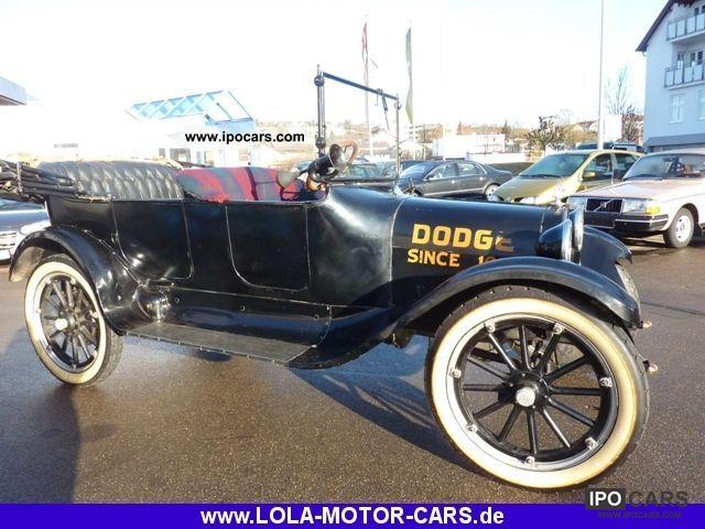 Dodge  30 Four Open Tourer ORIGINAL CONDITION 1917 Vintage, Classic and Old Cars photo