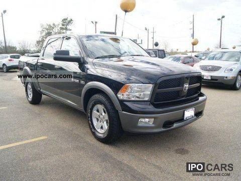 2010 Dodge  1500 SLT Crew Cab 5.7 Hemi V8 2WD model TRX Off-road Vehicle/Pickup Truck Used vehicle photo