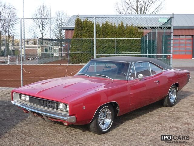 Dodge  Charger 1968 Vintage, Classic and Old Cars photo