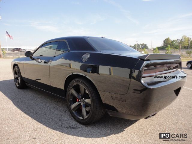 2009 Dodge Challenger Srt 8 U S Price Car Photo And Specs