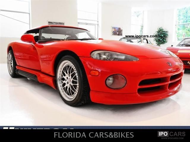 1994 Dodge  VIPER IN PERFECT CONDITION!!!!!! Sports car/Coupe Used vehicle photo