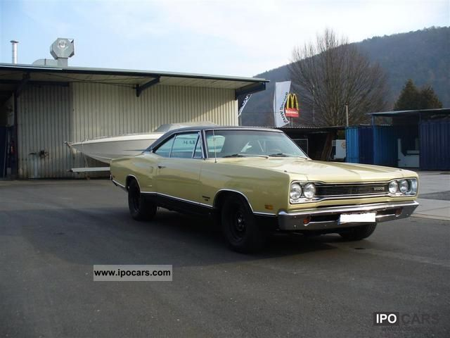 Dodge  Coronet 440 1969 Vintage, Classic and Old Cars photo