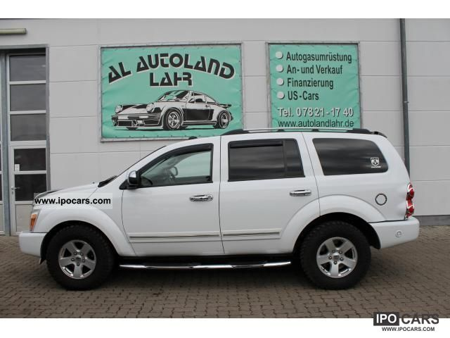 2007 Dodge  Durango Limited 5.7 HEMI V8, 7-seater 20-inch, LP Off-road Vehicle/Pickup Truck Used vehicle photo