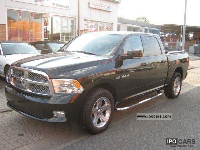 2010 Dodge  1500 SLT Crew Cab 5.7 Hemi V8 Big Horn Leather 20 \ Off-road Vehicle/Pickup Truck Used vehicle photo