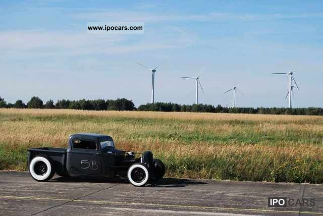 Dodge  Pickup Hot Rod 1933 Vintage, Classic and Old Cars photo