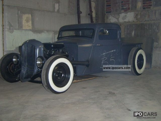 1933 Dodge Pickup Hot Rod Off-road Vehicle/Pickup Truck Used vehicle ...