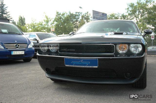 2011 Dodge Challenger Se 3 6 V6 2011 Ready For Collection