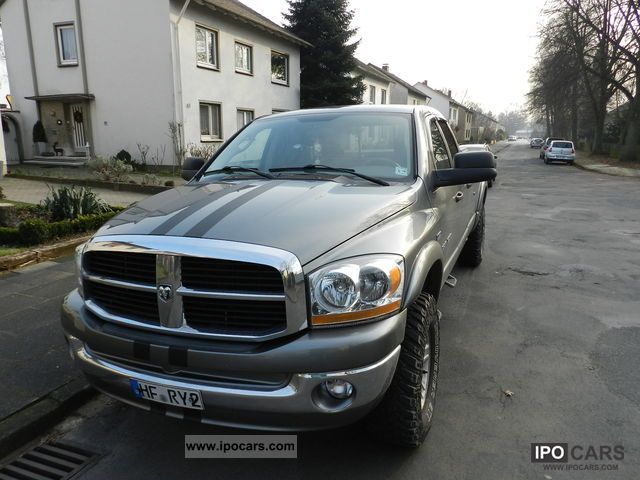 2006 Dodge  L/V8 5.7 Hemi, Quad Cab Long Bed, LPG Off-road Vehicle/Pickup Truck Used vehicle photo