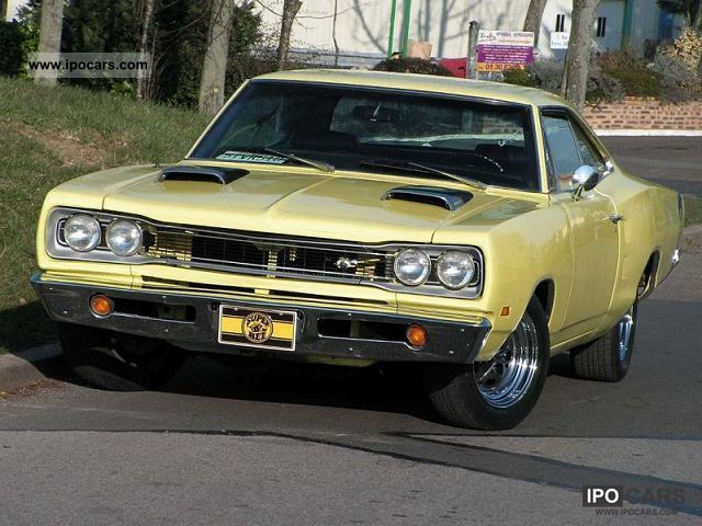 Dodge  CORONET SUPER BEE 1969 Vintage, Classic and Old Cars photo