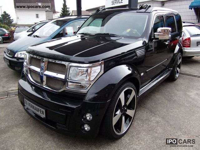 2010 dodge nitro 2 8 crd 4x4 brabus modification rarity car photo and specs. Black Bedroom Furniture Sets. Home Design Ideas
