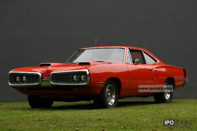 Dodge  Coronet 440 R / T Clone 4-Speed! Restauiert 1979 Vintage, Classic and Old Cars photo