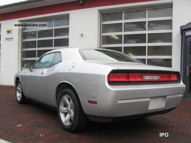 2011 Dodge Challenger Se 3 6 V6 Flex Fuel Mod 2012 Car