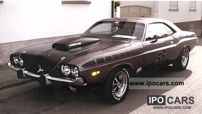 Dodge  Challenger 1973 Vintage, Classic and Old Cars photo