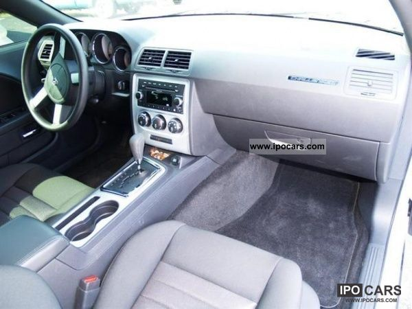 2011 Dodge Challenger 3 5 V6 Cerchi 20 Car Photo And Specs