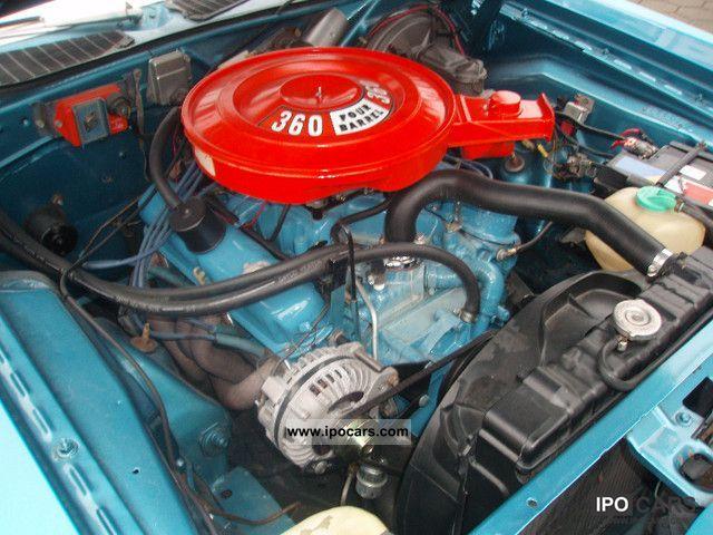 Dodge Challenger Rt Four Barrel Lgw