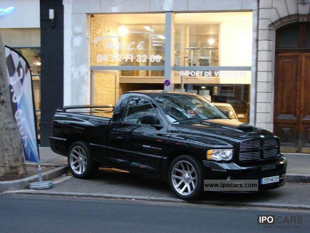 Dodge  SRT 10 2008 Ethanol (Flex Fuel FFV, E85) Cars photo