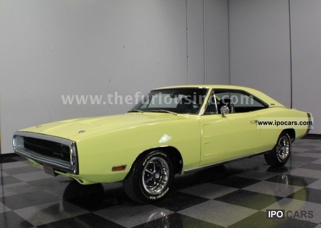 Dodge  Charger 440 V8, GREAT CONDI & PERFECT PRICE! 1970 Vintage, Classic and Old Cars photo