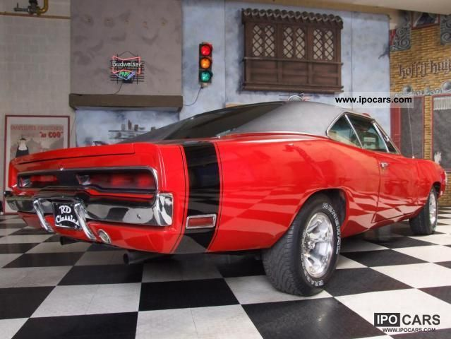 Dodge  Big Block Charger 440/500 Hardtop 1970 Vintage, Classic and Old Cars photo