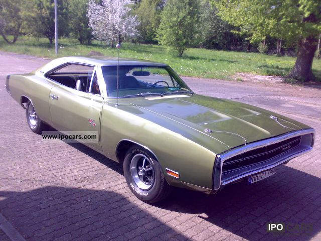 Dodge  Charger R / T 1970 Vintage, Classic and Old Cars photo