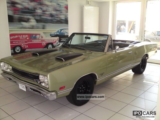 Dodge  Coronet 500 1969 Vintage, Classic and Old Cars photo