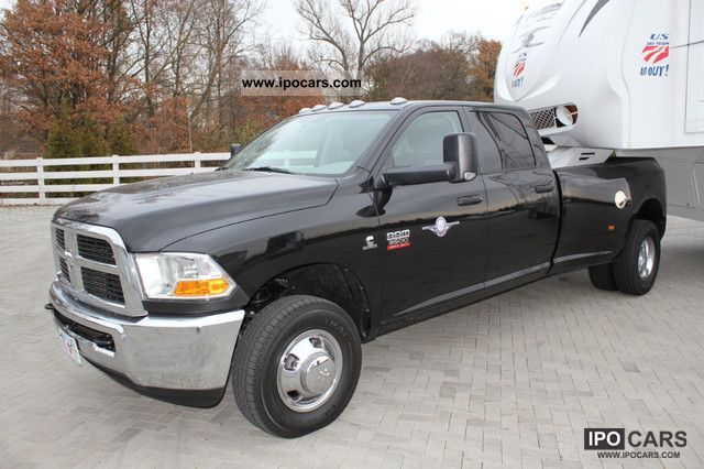 2011 Dodge  3500 CREW CAB SuperDuty Dually Diesel USA Truck Off-road Vehicle/Pickup Truck New vehicle photo