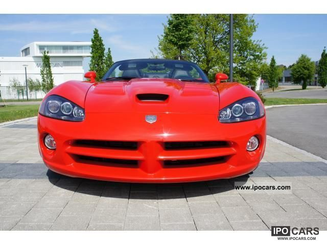 2011 Dodge  Viper SRT-10 now with 450KW/612 PS Cabrio / roadster New vehicle photo