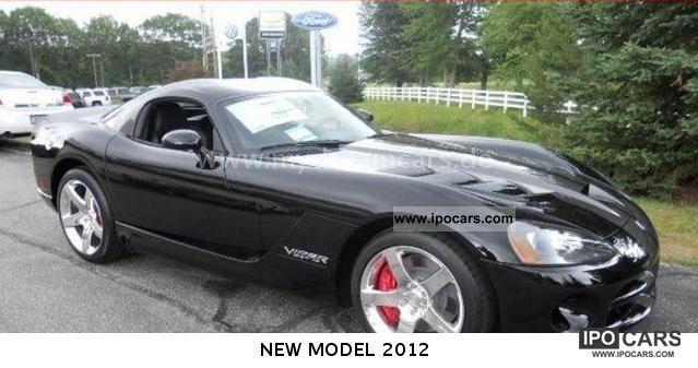 2012 Dodge  2010 Viper SRT Coupe NEW BRHV: 109.900, - USD Sports car/Coupe Used vehicle photo