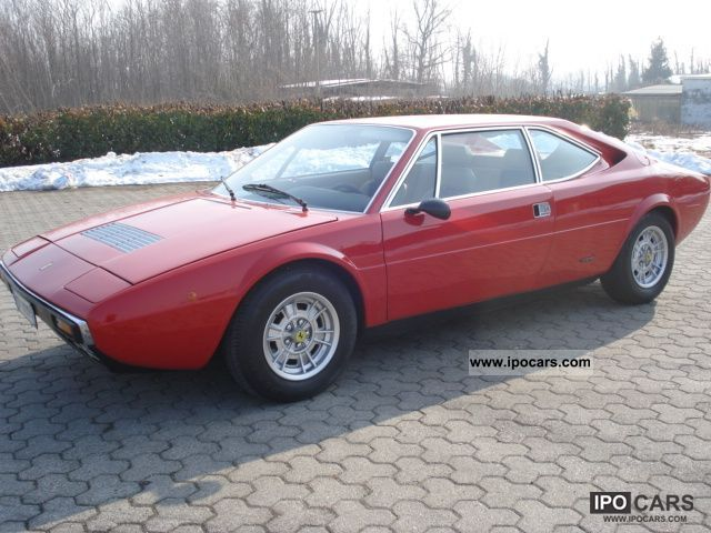 Ferrari  208 GT4 1978 Vintage, Classic and Old Cars photo