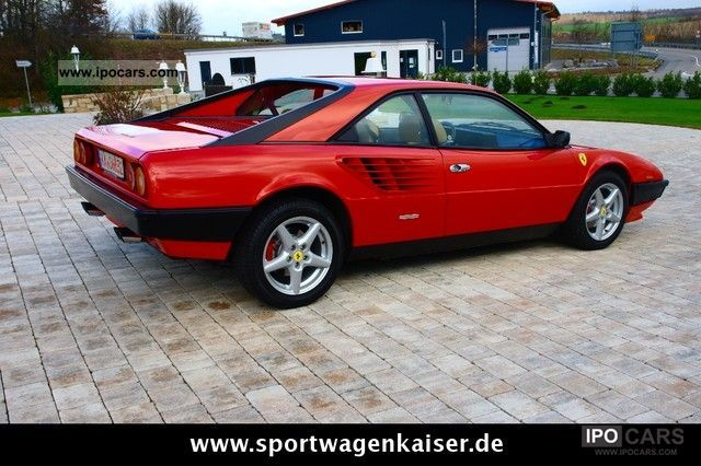 1985 ferrari mondial 2 3 quattrovalvole. Black Bedroom Furniture Sets. Home Design Ideas