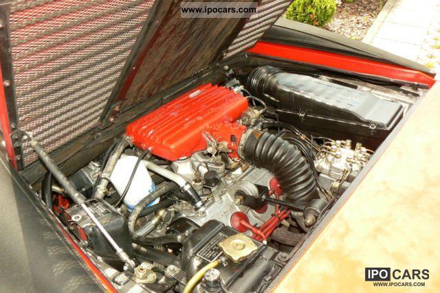 1985 ferrari mondial 3 0 qv cabriolet new timing belt kd vat car photo. Black Bedroom Furniture Sets. Home Design Ideas