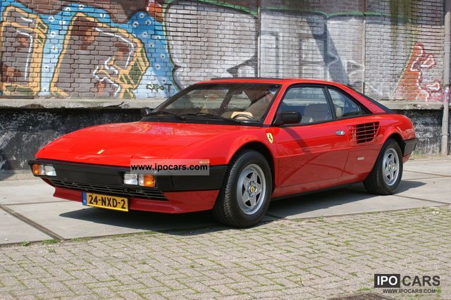 1985 ferrari mondial car photo and specs. Black Bedroom Furniture Sets. Home Design Ideas