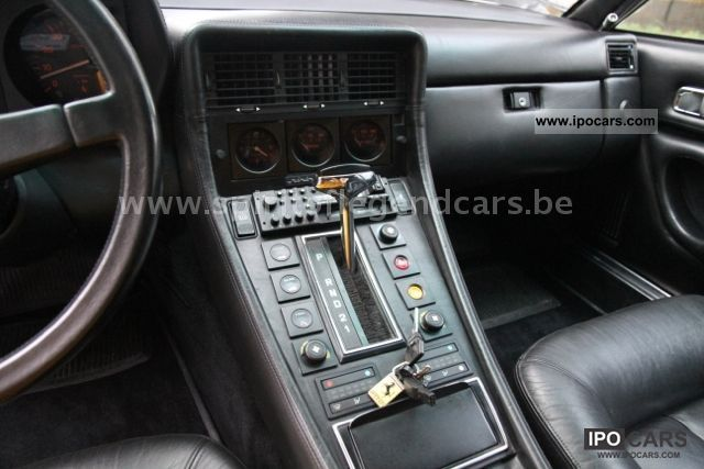 1986 Ferrari 412 Automatic Engine Gearbox Restored Car Photo And Specs