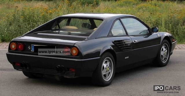 1985 Ferrari 3 2 Qv Car Photo And Specs