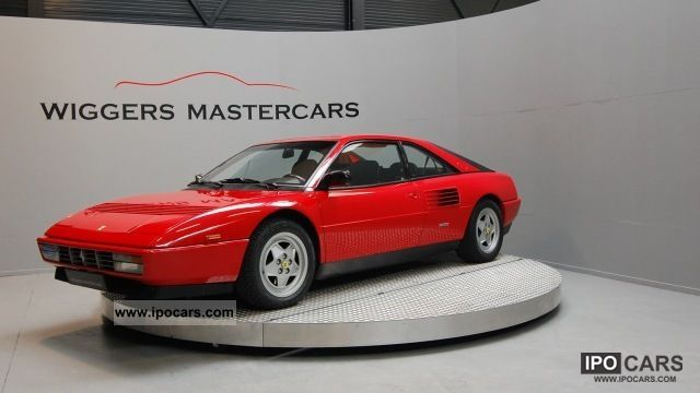 1990 ferrari mondial carloan2017. Black Bedroom Furniture Sets. Home Design Ideas