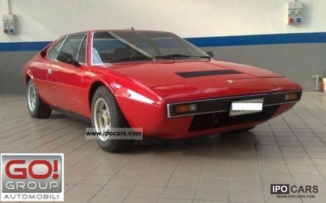 Ferrari  Dino GT4 Dino 208 GT / 4 1976 Vintage, Classic and Old Cars photo