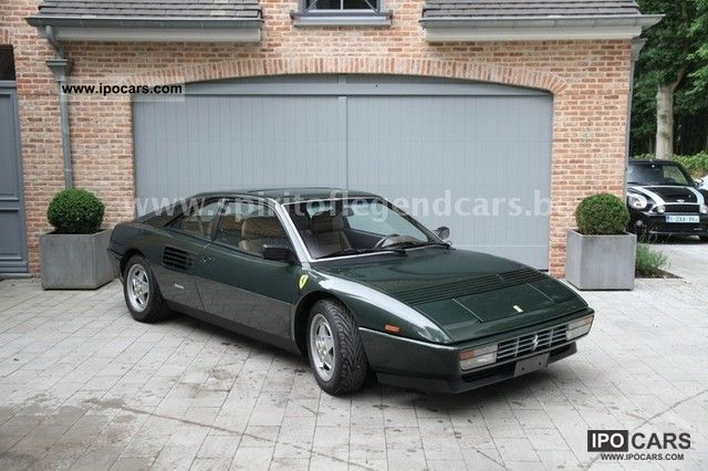 ferrari mondial t service manual ferrari mondial t. Black Bedroom Furniture Sets. Home Design Ideas