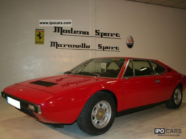 Ferrari  DINO 208 GT4 1976 Vintage, Classic and Old Cars photo
