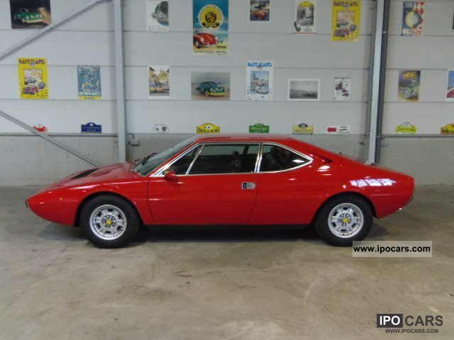 Ferrari  DINO 208 GT4 1977 Vintage, Classic and Old Cars photo